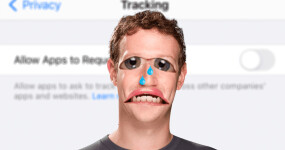 Suck it, Zuck — only 4% of US iOS users say 'okay then' to ad tracking