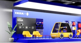 What would a car from IKEA look like? Something like this
