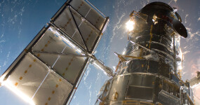 The Hubble Telescope is kaput in orbit, and scientists are struggling to fix it