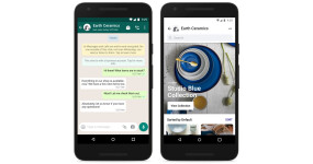 Facebook turns WhatsApp into a shopping hub with virtual storefronts