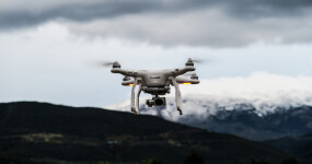 Extreme weather: A drone's worst enemy
