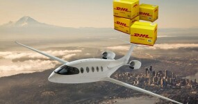 DHL wants to build the world's first electric air cargo network
