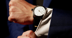 Think you've got what it takes to build your own mechanical wristwatch? Rotate makes it possible