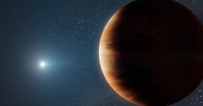This Jupiter-like planet survived its dying star —  and it could offer clues for our own Solar System