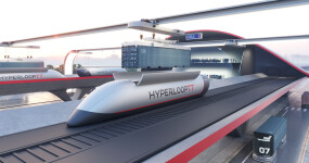 Hardt hyperloop gets green cash from the European Commission