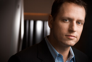 Peter Thiel says the Dublin Web Summit isn't representative of 'slacker' Europe