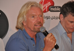 """Sir Richard Branson discusses his investment in Path, calls Dave Morin a """"genius"""""""