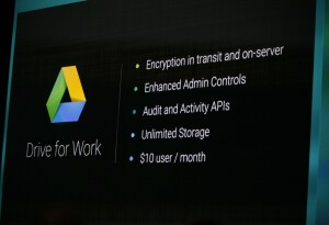 Robot commuters and Wi-Fi sticky notes: Google Drive's Scott Johnston on the future of work