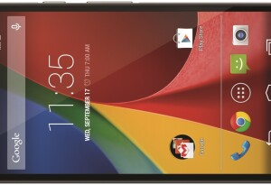 Motorola's Moto G is back with a 5-inch screen, microSD expansion slot and upgraded cameras