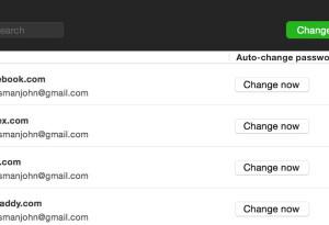 Dashlane's automatic Password Changer makes your most precious accounts less hackable