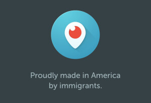 Twitter digs at Trump with made 'by immigrants' stamp on Periscope