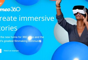 Vimeo arrives fashionably late to the 360 video party