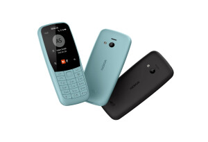 The Nokia 220 is a 4G feature phone for the developing world