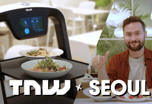 Video: Explore Seoul's cool startup kitchens — plus a robot restaurant!