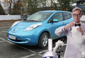 Dear Nissan, why won't you replace this lovely Canadian's Leaf battery?
