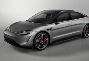 In a shocking announcement, Sony unveiled an electric car at CES