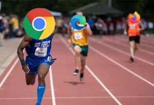 Microsoft Edge overtakes Firefox — but good luck dethroning Chrome