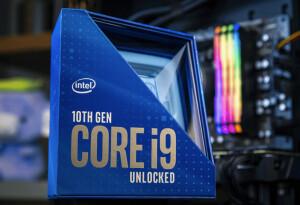 Intel unveils 10th-gen desktop CPUs, including 5.3GHz flagship