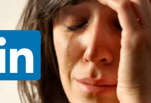Just putting it out there: It's embarrassing to exist on LinkedIn