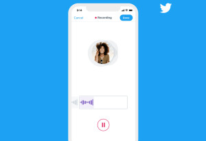 Twitter introduces 'voice tweets' because sometimes 280 characters aren't enough