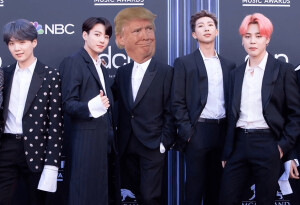 TikTok teens and K-pop fans embarrass Trump at his Tulsa rally