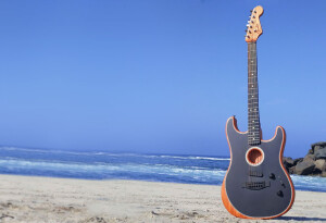 Review: I just can't get over how good Fender's Acoustasonic Stratocaster sounds