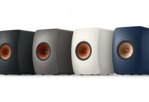 KEF updates its legendary LS50 speakers with distortion-killing 'metamaterials'