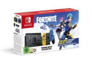Nintendo is making a Fortnite-themed Switch console