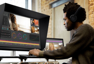 Dell's new $5,000 monitor takes on Apple's Pro Display XDR with a built-in colorimeter (stand included)