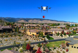 5G-powered drones will soon deliver packages in Florida