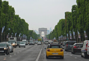 Paris plans to transform iconic Champs-Élysées into pedestrian-friendly green space