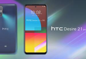 HTC is apparently still making phones, announces the Desire 21 Pro 5G