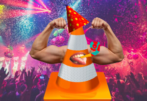 Happy 20th birthday to my beloved VLC — the finest software known to mankind