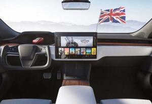 Wait, what!? Tesla's dangerous butterfly steering wheel is actually legal in the UK