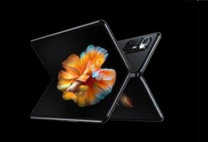 Xiaomi's new Mi Mix foldable packs an 8-inch screen and FOUR (?!) speakers