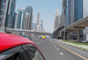 Dubai wants 25% of all journeys in the city to be 'driverless' by 2030