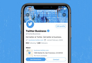 Twitter tests business profiles so companies can look more profesh