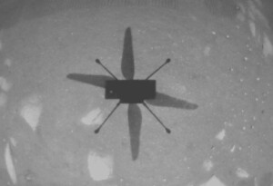 Watch NASA's autonomous helicopter take its first flight on Mars
