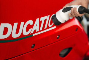 Ducati won't make electric motorcycles anytime soon