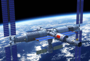 Everything you need to know about China's Tiangong space station — and how you can see it
