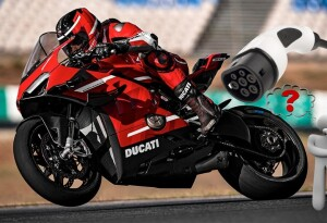An electric Ducati sounds awesome — but it won't happen until battery tech improves