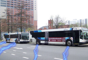 Another American city is hopping aboard an electric bus trial