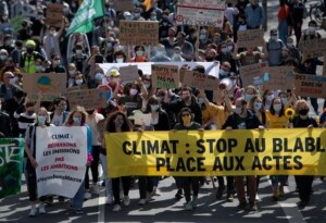 Macron's climate law banning domestic flights isn't enough, say green groups