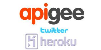 Apigee + Heroku Announce Twitter Integration on Steroids