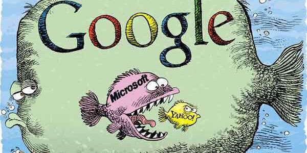Google, Microsoft top web companies in Australia, Yahoo on the way up