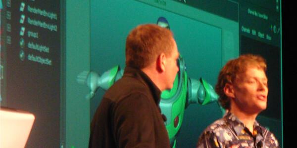 Microsoft and Pixar Team Up To Bring RenderMan On Azure