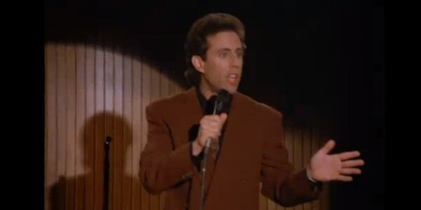 Woah. Jerry Seinfeld perfectly explained the success of Facebook in 1992!