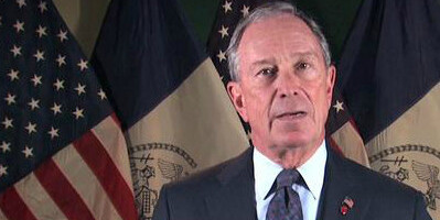 NYC Mayor Mike Bloomberg is at it again: Pitches NY's rising tech scene