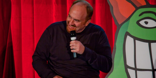 All-round win for Louis C.K. as his record-breaking web special is now set to air on FX