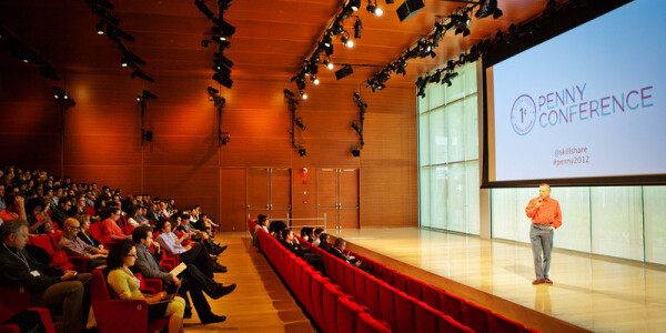 A penny for your thoughts: What we learned at the Skillshare Conference